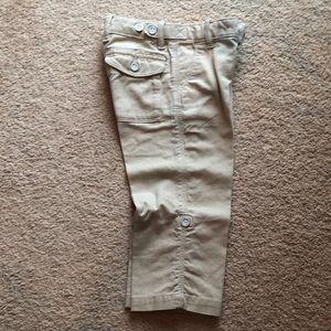 Gap linen pants